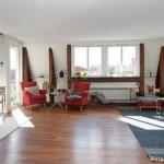 Apartamentos decorados com piso vinílico