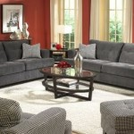 Apartamentos decorados com sofá cinza