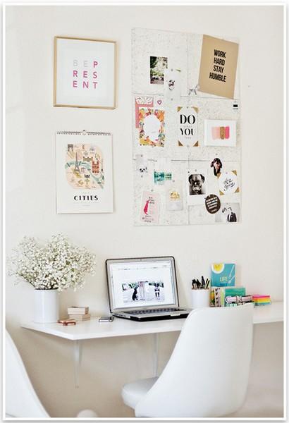 Como decorar escrivaninha