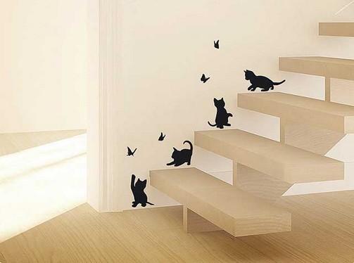 Como decorar paredes com adesivos - Paredes como decorar ...