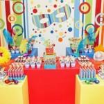 decoração de Carnaval para aniversário