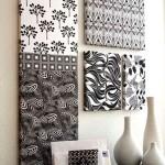 decoração-de-parede-tecido