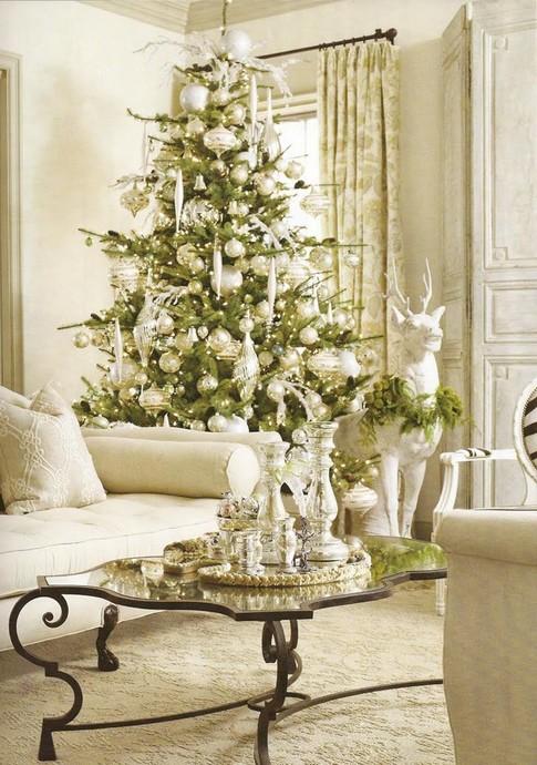 decoracao de sala natal : decoracao de sala natal:Decoração de Natal para sala