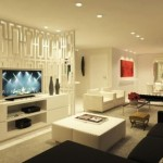 Ideias para decorar sala moderna
