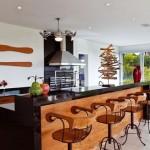 Decoração de espaço gourmet