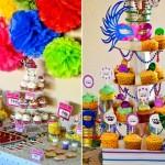 Decoração de Carnaval para festas