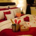 decoração de quarto para o Dia dos Namorados