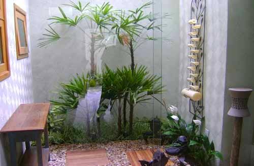 Vantagens em optar por jardins de inverno com plantas artificiais