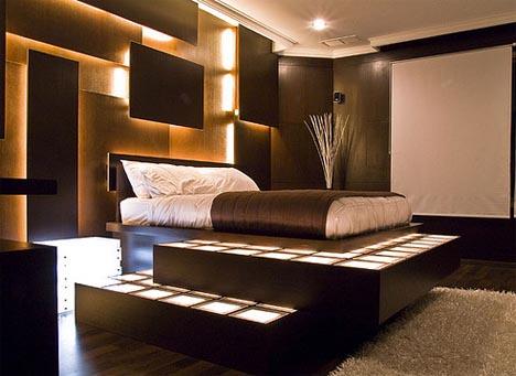 Luminárias para quartos