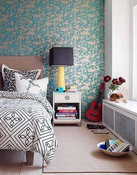 Objetos decorativos de quarto