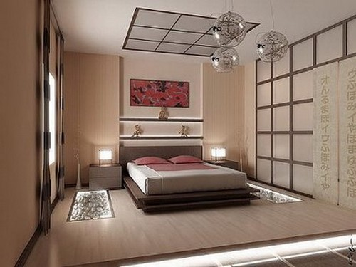 7 quadros decorativos japoneses for Best bedroom ideas 2016