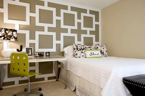 Apartamentos decorados com pouco dinheiro