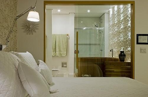 Quarto Pequeno Com Banheiro Dentro ~ quarto de casal com banheiro suite jpg
