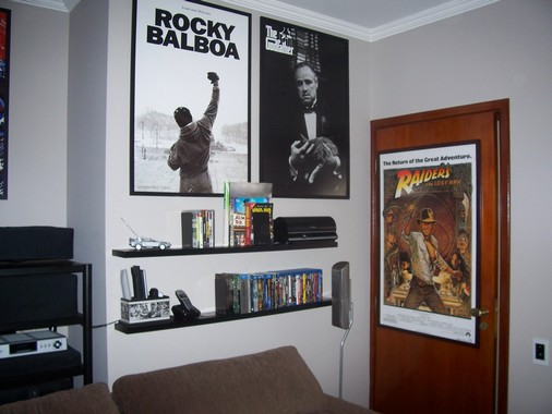 Decorar quarto com posters