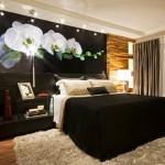 Quartos decorados simples, de casal e de solteiro