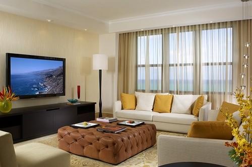 Salas De Estar Rusticas Decoradas ~  salas confira esses dois exemplos de salas de estar com decoração