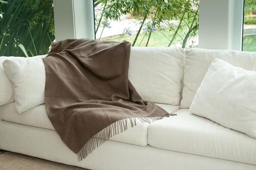 Decora o de sof s com mantas for Mantas sofa carrefour