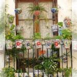 Varandas decoradas de apartamentos e casas